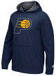 "Indiana Pacers Adidas 2016 NBA ""Playbook"" Men's Hooded Sweatshirt"