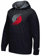 "Portland Trail Blazers Adidas 2016 NBA ""Playbook"" Men's Hooded Sweatshirt"