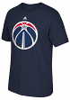 "Washington Wizards Adidas NBA ""Cut The Net"" Premium Print S/S Men's T-Shirt"