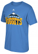 "Denver Nuggets Adidas NBA ""Cut The Net"" Premium Print S/S Men's T-Shirt"