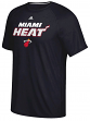 "Miami Heat Adidas NBA ""Meshing Around"" Climalite Performance S/S T-Shirt"