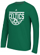 "Boston Celtics Adidas NBA ""Balled Out"" Climalite Performance L/S Shirt"
