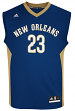Anthony Davis New Orleans Pelicans Adidas NBA Men's Replica Jersey - Navy
