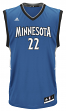Andrew Wiggins Minnesota Timberwolves Adidas NBA Men's Replica Jersey - Blue