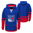 "New York Rangers CCM NHL ""Hit the Boards"" Youth Vintage Jersey Sweatshirt"