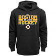 "Boston Bruins Youth NHL Reebok ""Hometown Pride"" Hooded Sweatshirt"