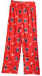 Washington Wizards Youth NBA Team Logo Pajama Pants