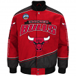 "Chicago Bulls Men's NBA G-III ""Enforcer"" Premium Twill Jacket"