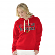 "Chicago Blackhawks Women's NHL G-III ""Champions"" Pullover Hooded Sweatshirt"
