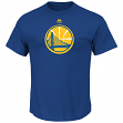 "Golden State Warriors Majestic NBA ""Supreme Logo"" Men's Short Sleeve T-Shirt"
