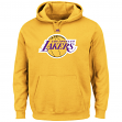 "Los Angeles Lakers Majestic NBA ""Supreme Logo"" Men's Pullover Hooded Sweatshirt"