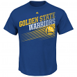 "Golden State Warriors Majestic NBA ""Winning Tactic"" Men's Short Sleeve T-Shirt"