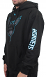 "Charlotte Hornets Majestic NBA ""Choice"" Men's Black Pullover Hooded Sweatshirt"