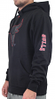 "Chicago Bulls Majestic NBA ""Choice"" Men's Black Pullover Hooded Sweatshirt"