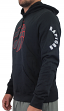 "Toronto Raptors Majestic NBA ""Choice"" Men's Black Pullover Hooded Sweatshirt"