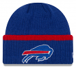 "Buffalo Bills New Era NFL ""Ribbed Up Team"" Cuffed Knit Hat"