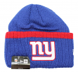 "New York Giants New Era NFL ""Ribbed Up Team"" Cuffed Knit Hat"