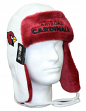 Arizona Cardinals New Era NFL Helmet Head Knit Trooper Hat