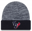 "Houston Texans New Era NFL ""Team Rapid"" Cuffed Knit Hat"