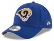 "Los Angeles Rams New Era 9Forty NFL ""Heather Crisp"" Adjustable Hat"