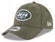 "New York Jets New Era 9Forty NFL ""Heather Crisp"" Adjustable Hat"