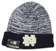"Notre Dame Fighting Irish New Era NCAA ""Team Rapid"" Cuffed Knit Hat"