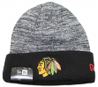 "Chicago Blackhawks New Era NHL ""Team Rapid"" Cuffed Knit Hat"