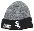 "Chicago White Sox New Era MLB ""Team Rapid"" Cuffed Knit Hat"