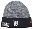 "Detroit Tigers New Era MLB ""Team Rapid"" Cuffed Knit Hat"