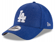 "Los Angeles Dodgers New Era 9Forty MLB ""Heather Crisp"" Adjustable Hat"