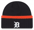 "Detroit Tigers New Era MLB ""Ribbed Up Team"" Cuffed Knit Hat"