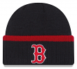 "Boston Red Sox New Era MLB ""Ribbed Up Team"" Cuffed Knit Hat"