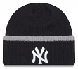 "New York Yankees New Era MLB ""Ribbed Up Team"" Cuffed Knit Hat"