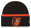 "Baltimore Orioles New Era MLB ""Ribbed Up Team"" Cuffed Knit Hat"