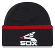 "Chicago White Sox New Era MLB Cooperstown ""Ribbed Up Team"" Cuffed Knit Hat"