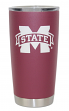 Mississippi State Bulldogs NCAA Stainless Steel Insulated 20oz Tumbler - Maroon