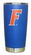 Florida Gators NCAA Stainless Steel Insulated 20oz Tumbler - Blue