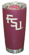 Florida State Seminoles NCAA Stainless Steel Insulated 20oz Tumbler - Garnet