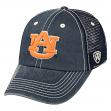 "Auburn Tigers NCAA Top of the World ""Crossroad"" Adjustable Mesh Back Hat"