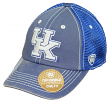 "Kentucky Wildcats NCAA Top of the World ""Crossroad"" Adjustable Mesh Back Hat"