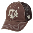"Texas A&M Aggies NCAA Top of the World ""Crossroad"" Adjustable Mesh Back Hat"