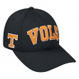 "Tennessee Volunteers NCAA Top of the World ""Fresh"" Adjustable Charcoal Hat"