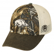"Arkansas Razorbacks NCAA Top of the World RealTree ""Logger"" Mesh Back Hat"