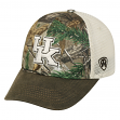 "Kentucky Wildcats NCAA Top of the World RealTree ""Logger"" Mesh Back Hat"