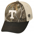 "Tennessee Volunteers NCAA Top of the World RealTree ""Logger"" Mesh Back Hat"