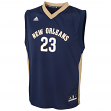 Anthony Davis New Orleans Pelicans Adidas NBA Replica Youth Jersey - Navy