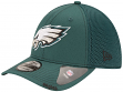 Philadelphia Eagles New Era NFL 39THIRTY Blitz Neo Fitted Hat - Green