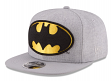 "Batman DC Comics New Era 9FIFTY ""Heather Grand"" Adjustable Snap Back Hat"
