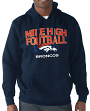 "Denver Broncos NFL G-III ""Team Slogan"" Men's Pullover Hooded Sweatshirt"