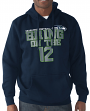 "Seattle Seahawks NFL G-III ""Team Slogan"" Men's Pullover Hooded Sweatshirt"